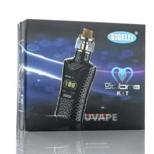 Электронная сигарета Sigelei Sobra Starter Kit