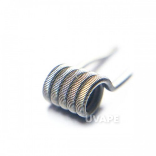 Fused Clapton Coils