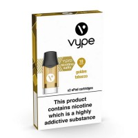 Vype ePod Cartridges vPro Golden Tobacco