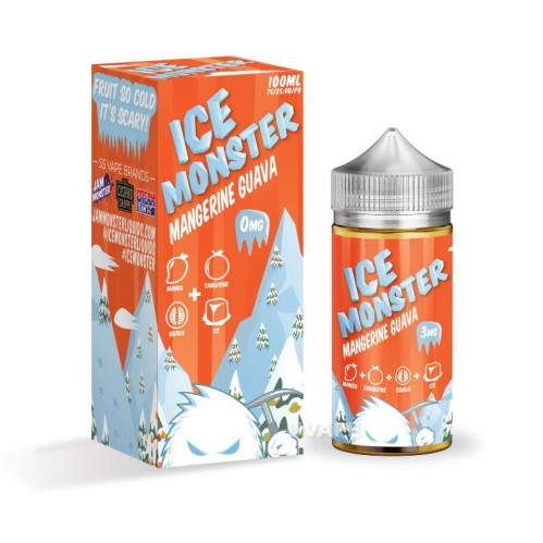 Премиум жидкость Ice Monster Mangerine Guava