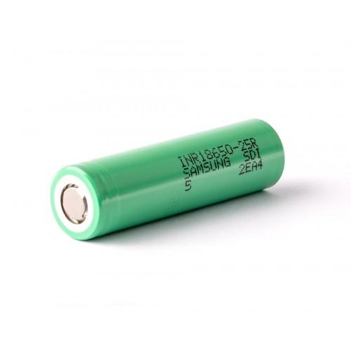 Аккумулятор 18650 Samsung 25R 2500 MAh